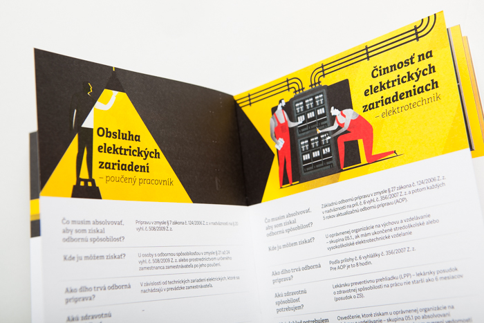 Image brožúra Bezpečnosť
